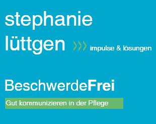 Stephanie Lüttgen | Angsttherapie Berlin: Professionelle Hilfe bei Angst und Panik. Angst auflösen mit effektiven Techniken. Gratis Erstgespräch vereinbaren! | Inhouse Seminar
